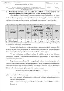 klasyfikacja ZDR 211x300 - Kwalifikacja Zakładu do ZDR/ZZR