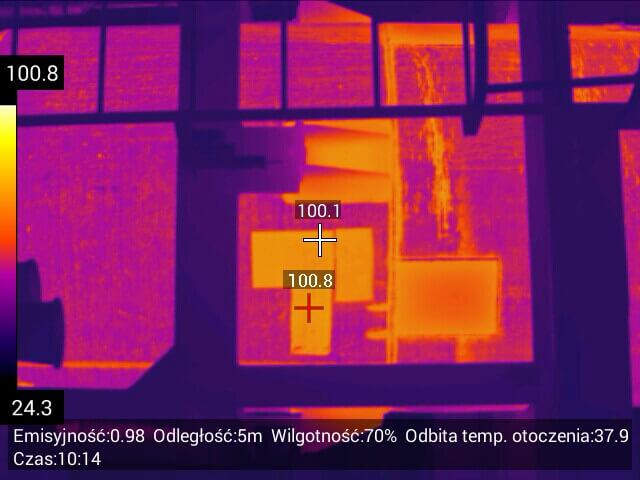 059 - Usługi inspekcyjne kamerą termowizyjną