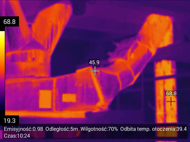 075 — kopia - Usługi inspekcyjne kamerą termowizyjną