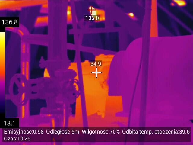 091 — kopia - Usługi inspekcyjne kamerą termowizyjną