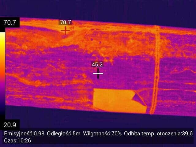 095 — kopia - Usługi inspekcyjne kamerą termowizyjną