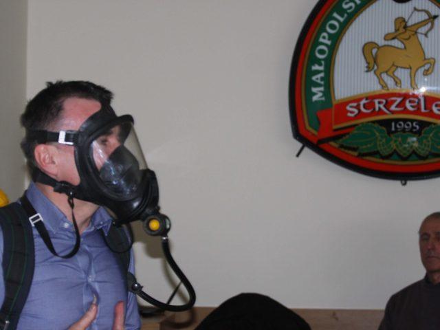 IMG 0504 640x480 - Szkolenie z zakresu ratownictwa chemicznego