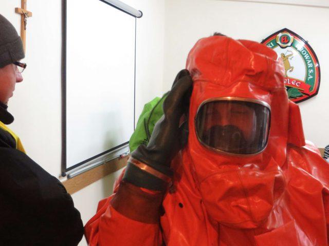 IMG 3100 640x480 - Szkolenie z zakresu ratownictwa chemicznego